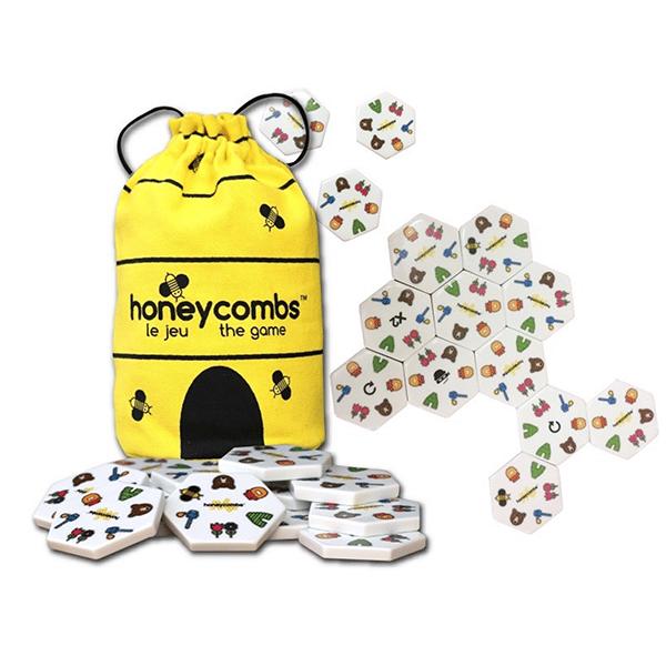 Panda Manicouagan - Honeycombs